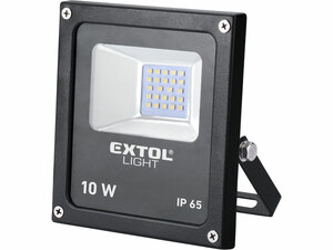 reflektor LED, 650lm, Economy, EXTOL LIGHT